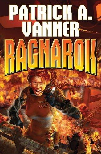 Ragnarok (The Xan-Sskarn War), Patrick A. Vanner