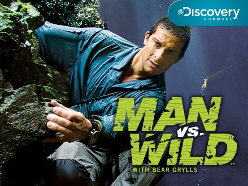 Amazon Com Man Vs Wild Season 3 Bear Grylls Inc Discovery Communications Amazon Digital