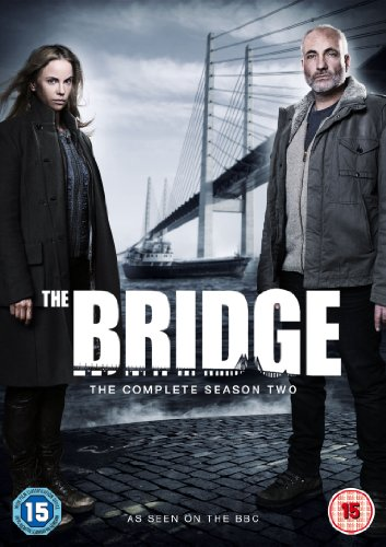 The Bridge: Series 2 [DVD]