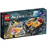 LEGO Agents 70168: Drillex Diamond Job