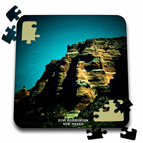 Sandy Mertens New Mexico - Zuni Reservation - 10x10 Inch Puzzle (pzl_48724_2)