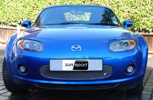 Mazda MX-5 MX5 Mk3 (2006 Onwards Model) Stainless Steel Lower Grille