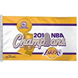 Los Angeles LA Lakers Flag - 3 x 5 Lakers House Flag