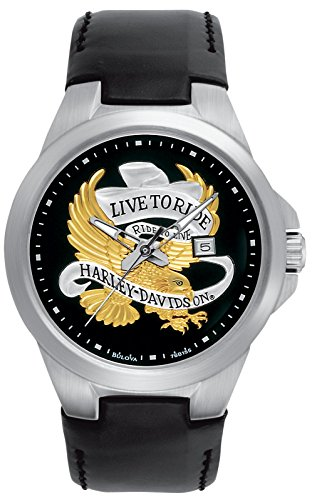 Harley-Davidson Men's Watch