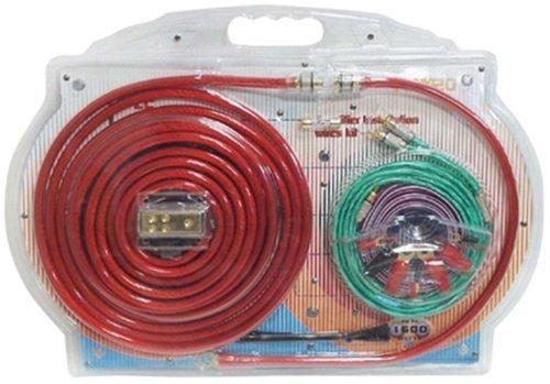 Pyle Plam20 4 Gauge Amplifier Installation Kit