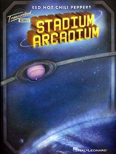 Stadium Arcadium (Book & CD)