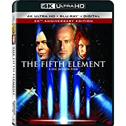 The Fifth Element [4K Ultra HD + Blu-ray]