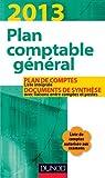 Plan comptable général 2013 - 17e éd. - Plan de comptes & documents de synthèse: Plan de comptes & documents de synthèse (dépliant séparé)