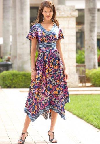 Dress - Purchase Satiny Uneven-hem Dress (CCO, CCO Dresses, CCO Womens