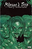 img - for Menage a Trois Number 8 Adult Comic book / textbook / text book