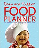 Baby and Toddler Food Planer