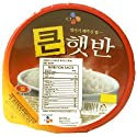 Korean Instant White Rice