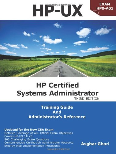HP Certified Systems Administrator - 11i V3