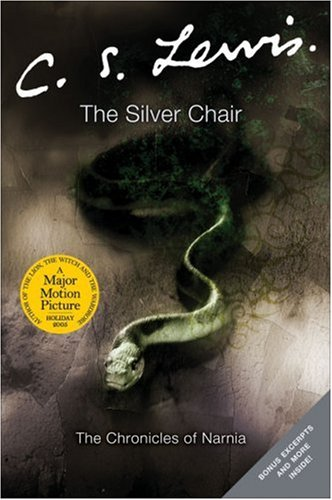Cover of The Silver Chair (Narnia)