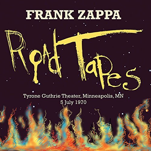 Road Tapes Venue #3 by Frank Zappa