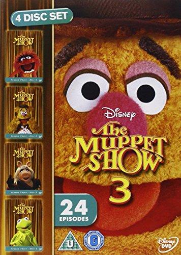 The Muppet Show - Series 3 (4 Dvd) [Edizione: Regno Unito] [Edizione: Regno Unito]