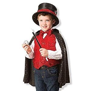 Melissa & Doug Magician Halloween Party Costume Set