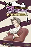 Kenji Kuroda Miles Edgeworth: Ace Attorney Investigations 1