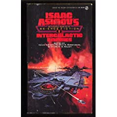 Intergalactic Empires: Isaac Asimov's Wonderful Worlds of Science Fiction #1 by Isaac Asimov,&#32;Martin H. Greenberg and Charles G. Waugh