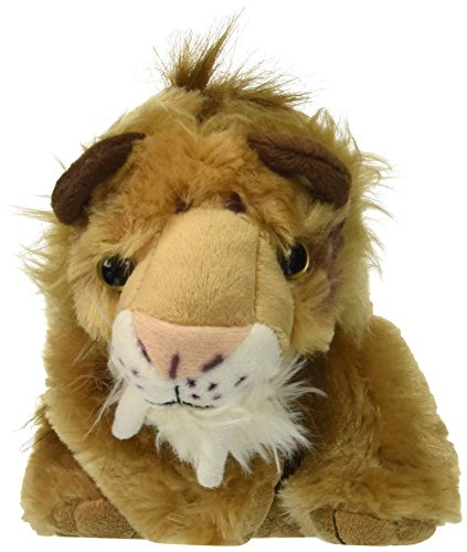 "Wild Republic CK-Mini Smilodon 8"" Animal Plush"