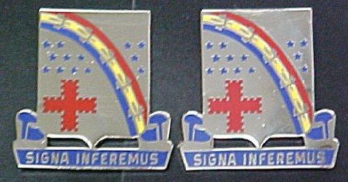 167th Infantry Distinctive Unit Insignia - Pair