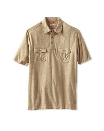 Dockers Men's Slub Knit Shirt