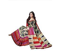 Trendiez Designer and Stylsih Bhagalpuri Art Silk Saree
