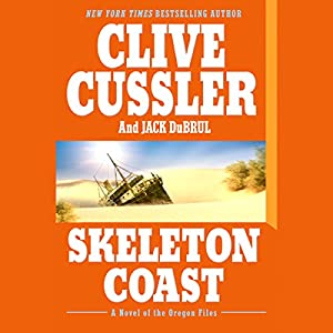 Skeleton Coast | [Clive Cussler]