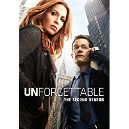 Unforgettable: Season 2