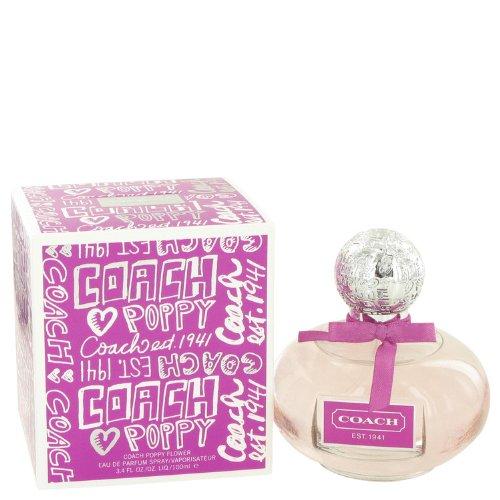 Coach Poppy Flower by Coach Women's Eau De Parfum Spray 3.4