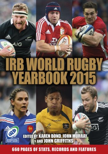 The Irb World Rugby Yearbook 2015