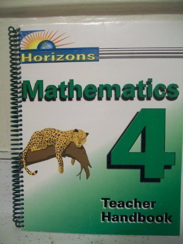 Horizons Math (Horizons Math Teacher's Guides)