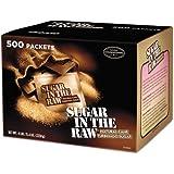 Sugar in the Raw - Sugar Packets, Raw Sugar, 0.18 oz Packets, 500 per Carton 827749 (DMi CT
