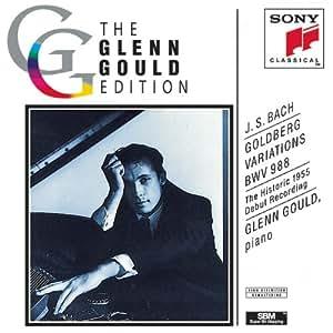 Bach : Goldberg Variations (1955)