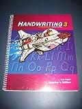 Handwriting 3 Teacher