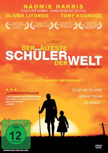 The First Grader - Der älteste Schüler der Welt (DVD)