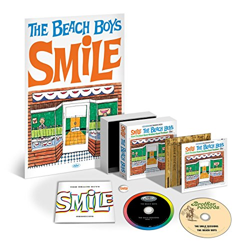 The Beach Boys - The Smile Sessions [2 Cd] - Zortam Music
