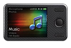 Creative Zen X-Fi Style 8 GB MP3 and Video Player, FM Radio, Voice Recorder, WHITE/BLACK, NEW, BULK PACKAGED
