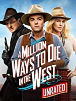 A Million Ways to Die in the West (Unrated) [HD]