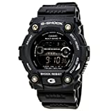 Casio Mens GW7900B-1 G-Shock Black Solar Sport Watch