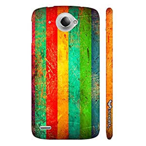 Lenovo S 920 Don'T Cross The Line designer mobile hard shell case by Enthopia
