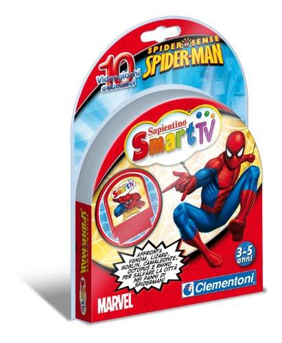 Clementoni 13533 - Cartuccia Smart TV Spiderman