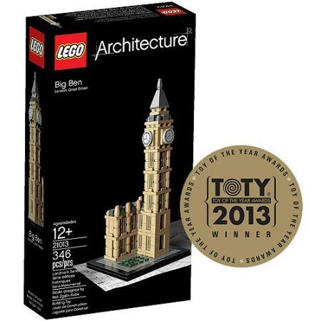 Lego Architecture Uk Big Ben Play Set By Generic Picture