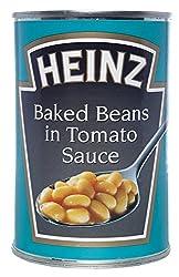 Heinz BEANZ Baked Beanz in a deliciously rich tomato sauce, 415g