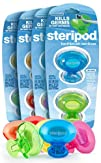 Steripod Clip-on Toothbrush Sanitizer…