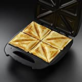 Best 4 Slice Toasters - Russell Hobbs 18023 Four Portion Sandwich Toaster Review