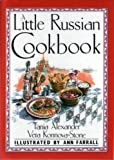 A Little Russian Cook Book (International little cookbooks)