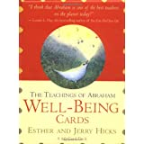 The Teachings of Abraham Well-Being Cards: A 60-Card Deckby Esther Hicks