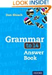 Grammar to 14 Answer Book Third Edition