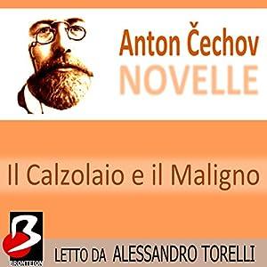Novelle di Cechov: il Calzolaio e il Maligno [The House with the Mezzanine] Hörbuch